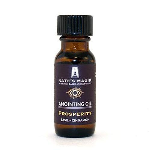 PROSPERITY - Kate's Magik Annointing Oil