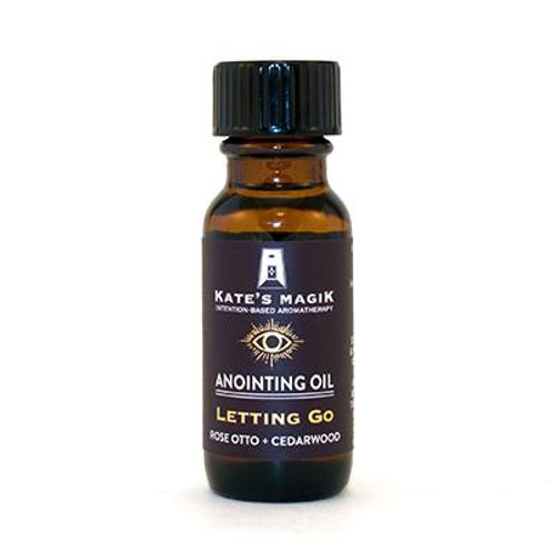 LETTING GO - Kate's Magik Annointing Oil
