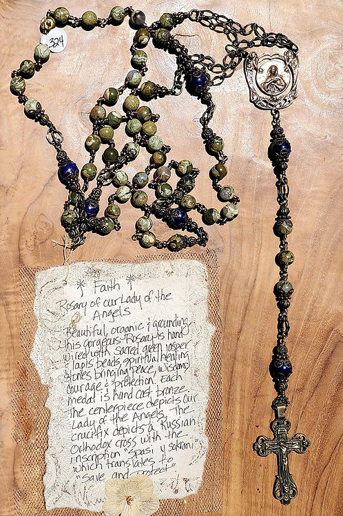 Rosary of Our Lady of the Angels