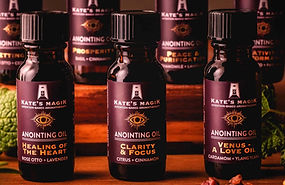 Kate's Anointing Oils