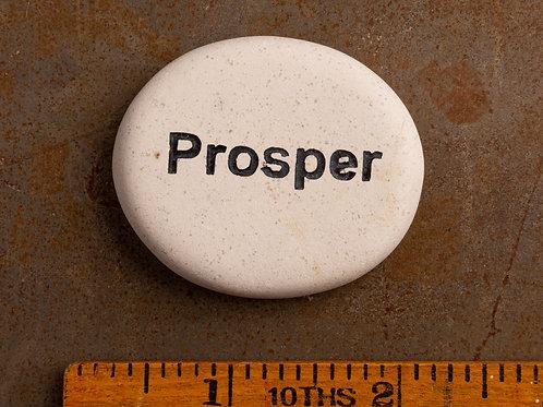 Prosper Word Stone