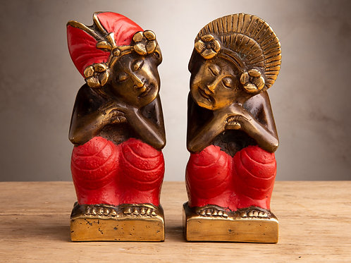 Dreamer Bookends Pair
