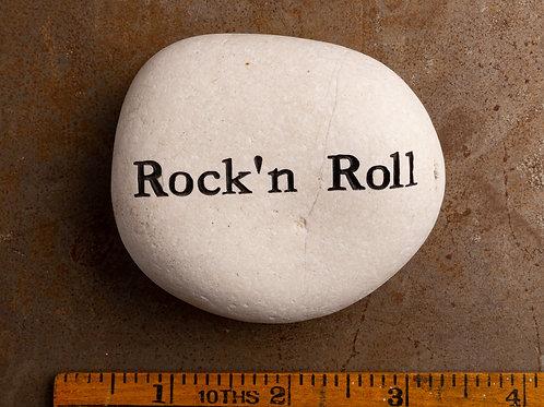 Rock'n Roll Word Stone