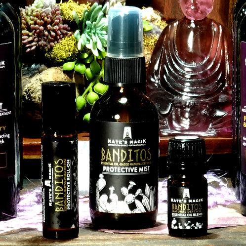 Kate's Magik Banditos Natural Defense Oils