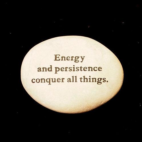 Energy Word Stone