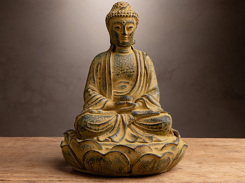 Buddha with Alms Bowl Statue