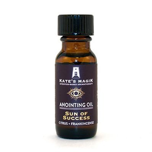 SUN OF SUCCESS - Kate's Magik Annointing Oil