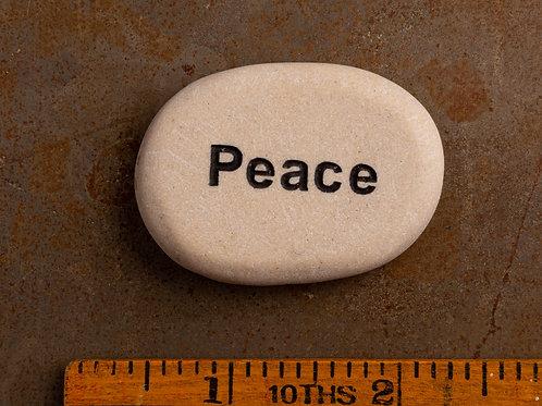 Peace Word Stone