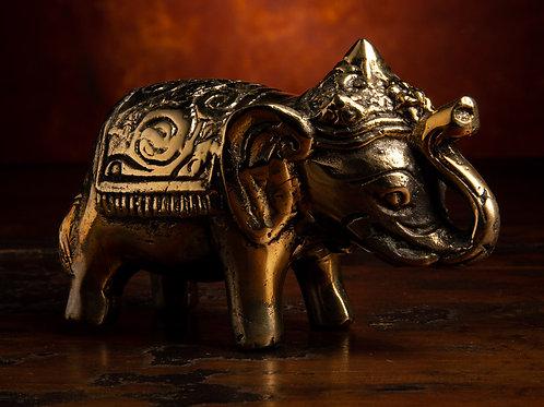 Standing Prosperity Elephant