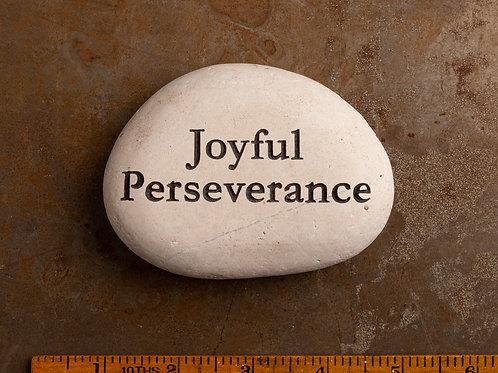Joyful Perserverance