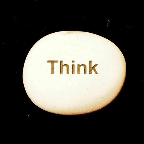 Think Word Stone
