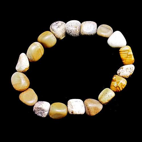 Picture Jasper Healing Stone Bracelet