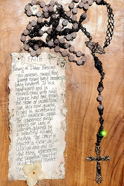 The Rosary of Divine Blessings