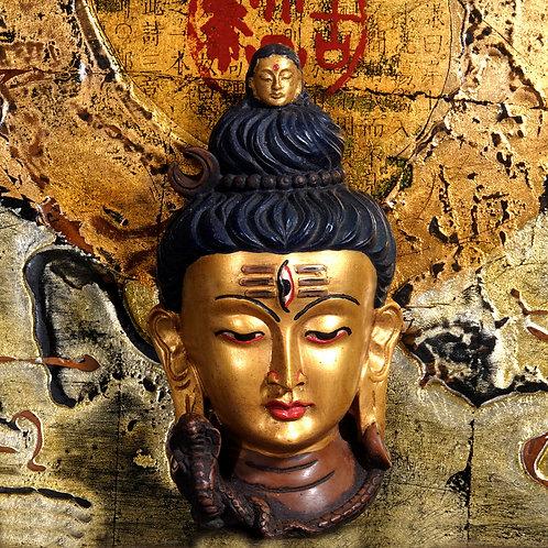 Shiva Bust