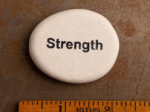 Strength Word Stone