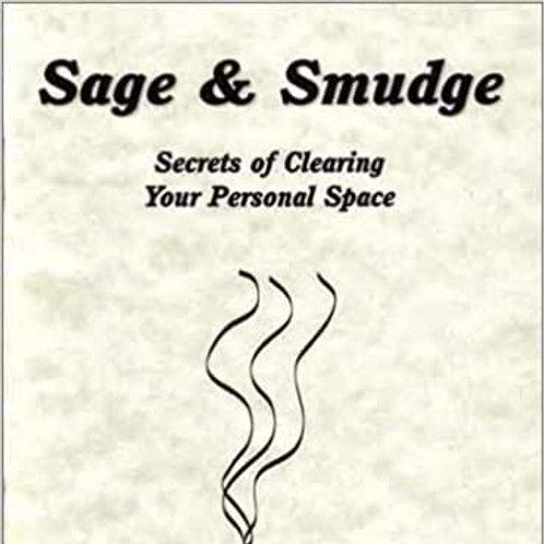 Sage & Smudge Booklet