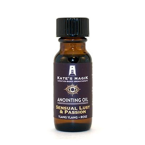 SENSUAL LUST & PASSION - Kate's Magik Annointing Oil
