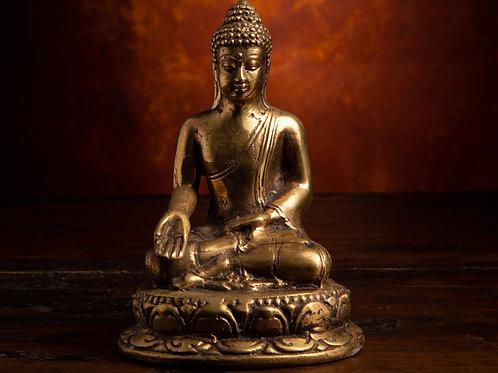Buddha with Varda Mudra: CHARITY