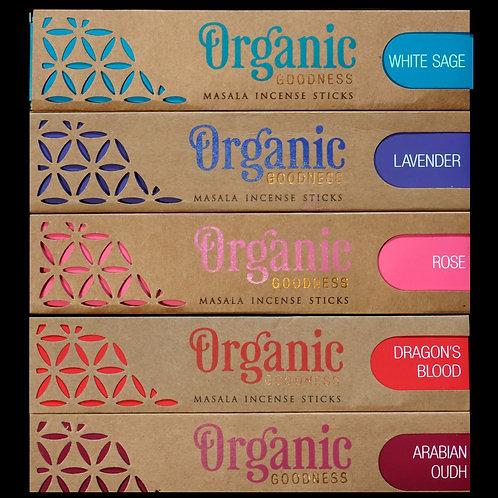 Organic Goodness Incense