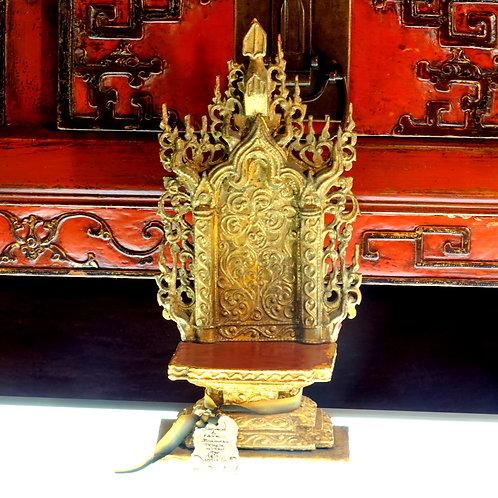 Sacred & Rare Burmese Temple Altar