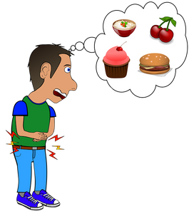 Eating Disorder Recovery - Mental Hunger thinking about food non-stop