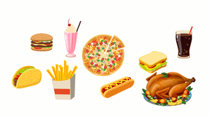 Eating Disorder Recovery - Mental Hunger wants junk food