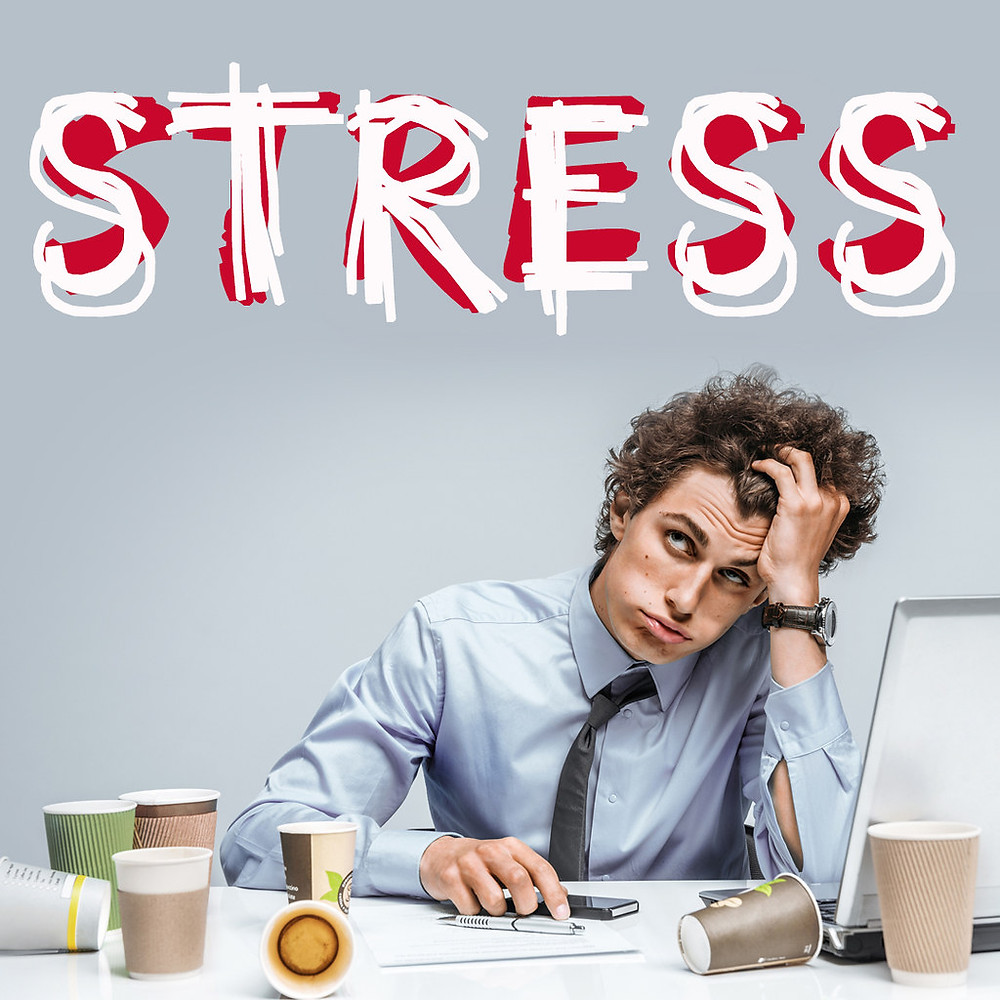 TMS - Current stress and life pressures
