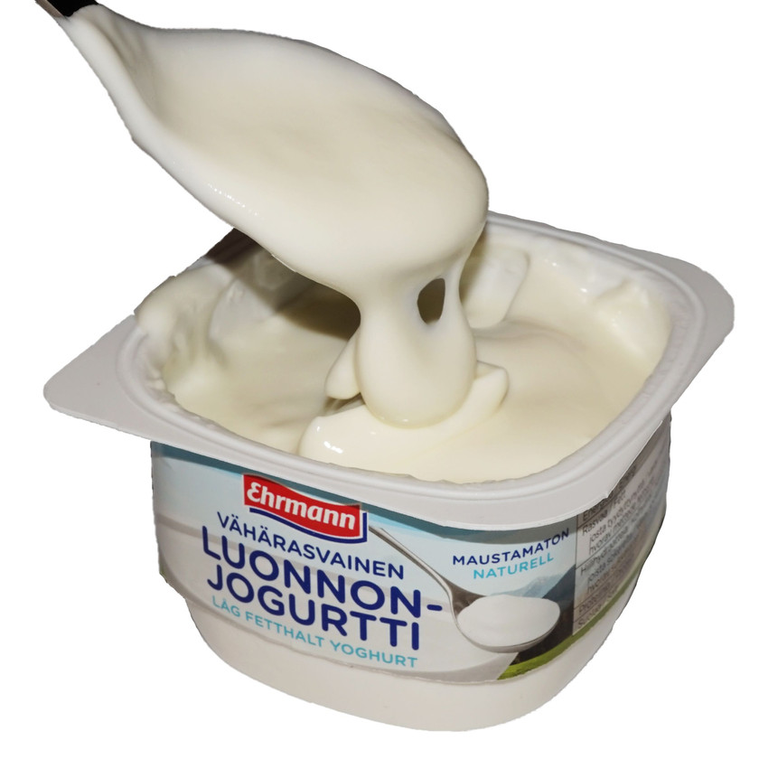 yoghurt for probiotics