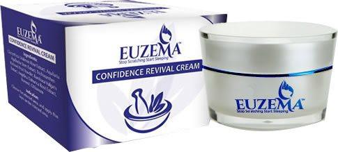Euzema Confidence Revival Cream - natural eczema cream