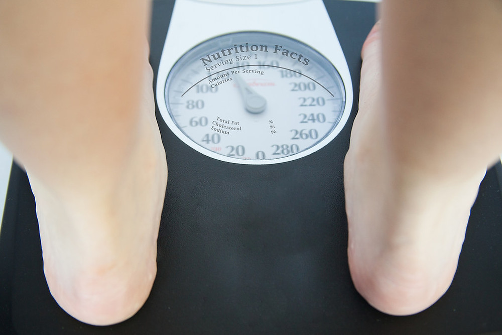 Eating Disorder signs - weighing multiple times a day
