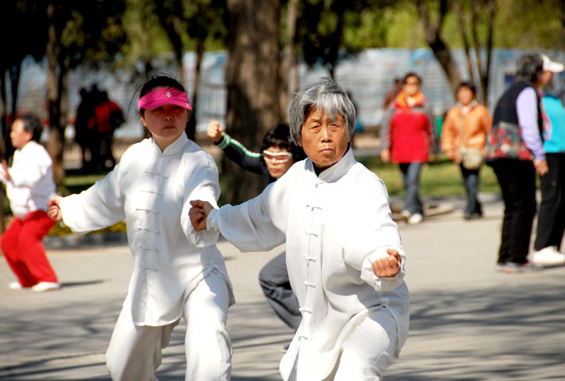 Mind-Body Harmony - Tai chi and Qi gong