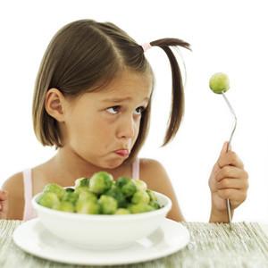 Eating disorder - used to dislike vegetables