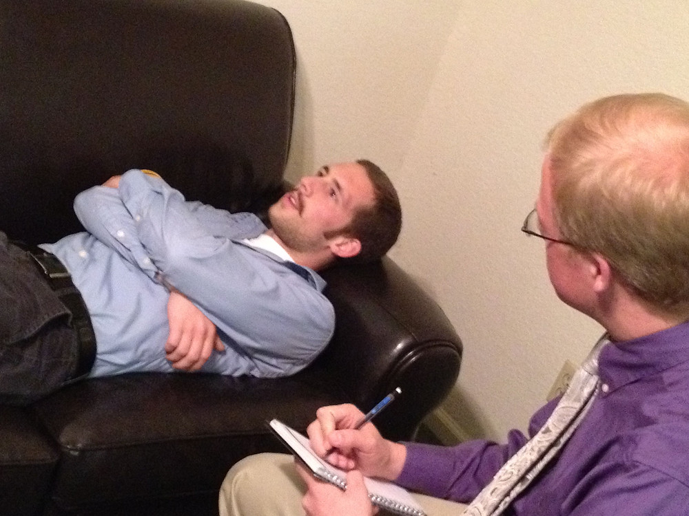 TMS - Seek a psychotherapist