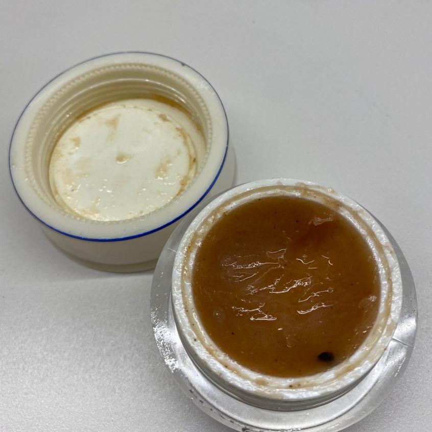 Euzema Confidence Revival Cream - inside