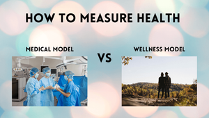 How to Measure Health (Medical Model vs Wellness Model)