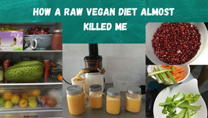 How A Raw Vegan Diet Almost Killed Me (Orthorexia Eating Disorder)