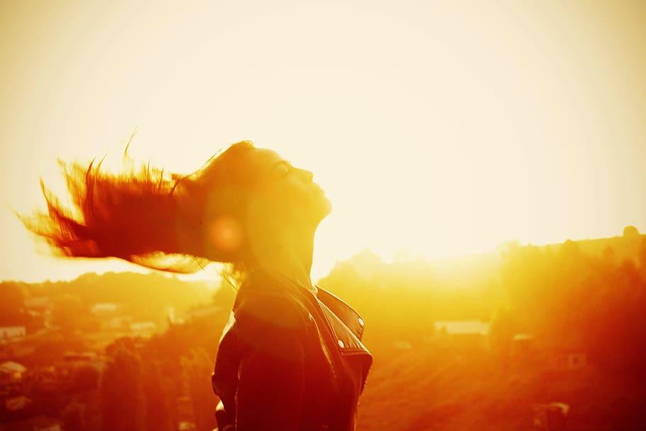 Healing eczema naturally - Vitamin D from sunlight