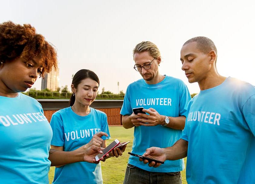 Spiritual Wellness - Doing volunteering events