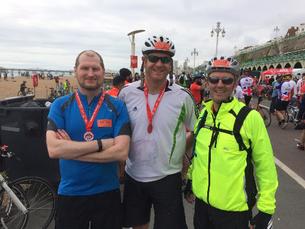 London To Brighton Bicycle Ride
