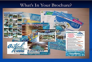 Brochure Marketing Graphic Art