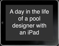 Sales on an iPad