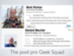 Pool Pro Office Mark Richter, Gerard Beutler