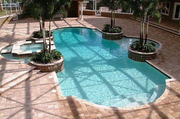 Swimming Pool Designed by Mark Richter
