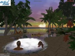 Riverfront Illusion Pool