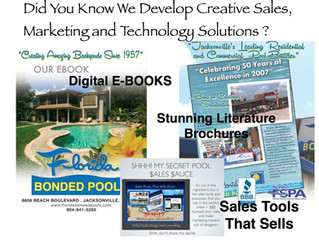 Creative Pool Builder Marketing Solutions
