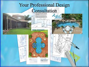 Swimming Pool Design process