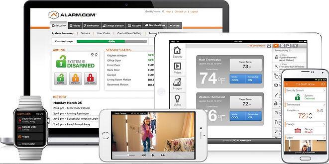 Alarm.com Smart Home