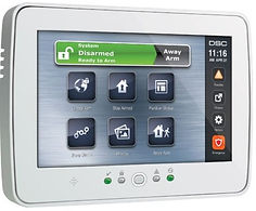 DC PTK5507 TOUCHSCREEN KEYPAD