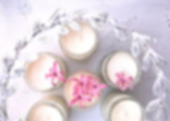 svíčky, dárek, oslavy