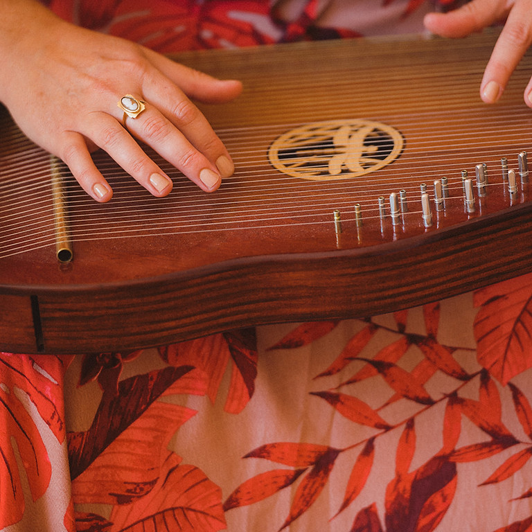 Healing Harp and Soothing Moves - Ramsgate